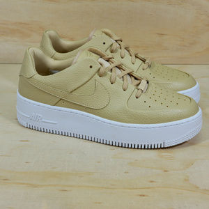Nike Air Force 1 Sage Low Desert Ore NEW
